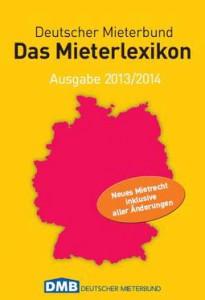 Das Mieterlexikon 2013/2014