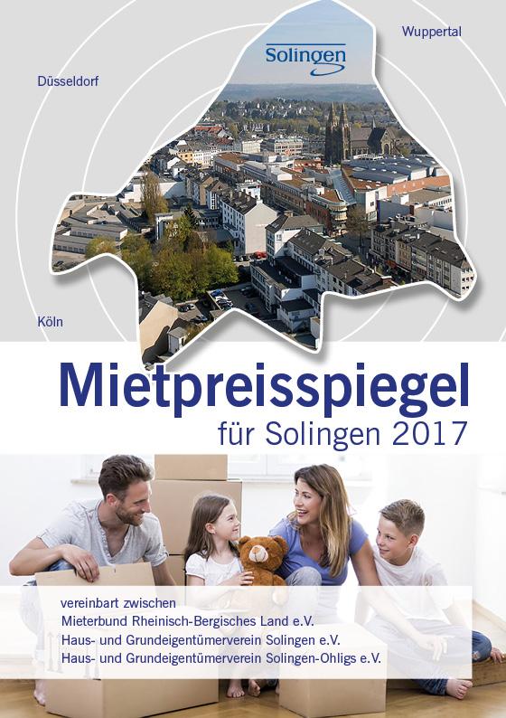Mietpreisspiegel 2017